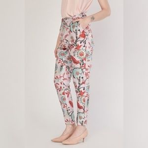 Asos Dolly & Delicious Embroidered Cigarette Pant
